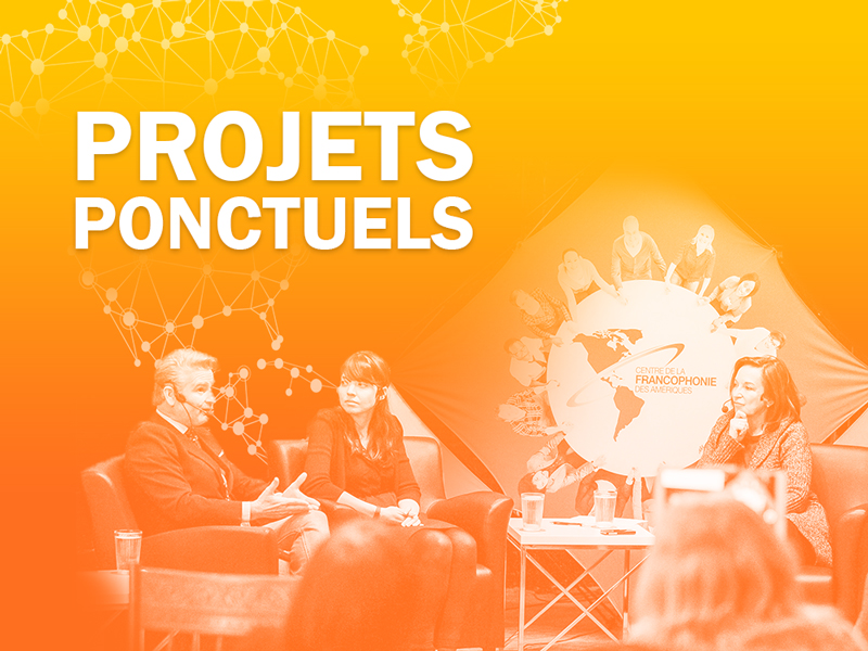 Projets ponctuels